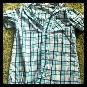 Short sleeved flannel
